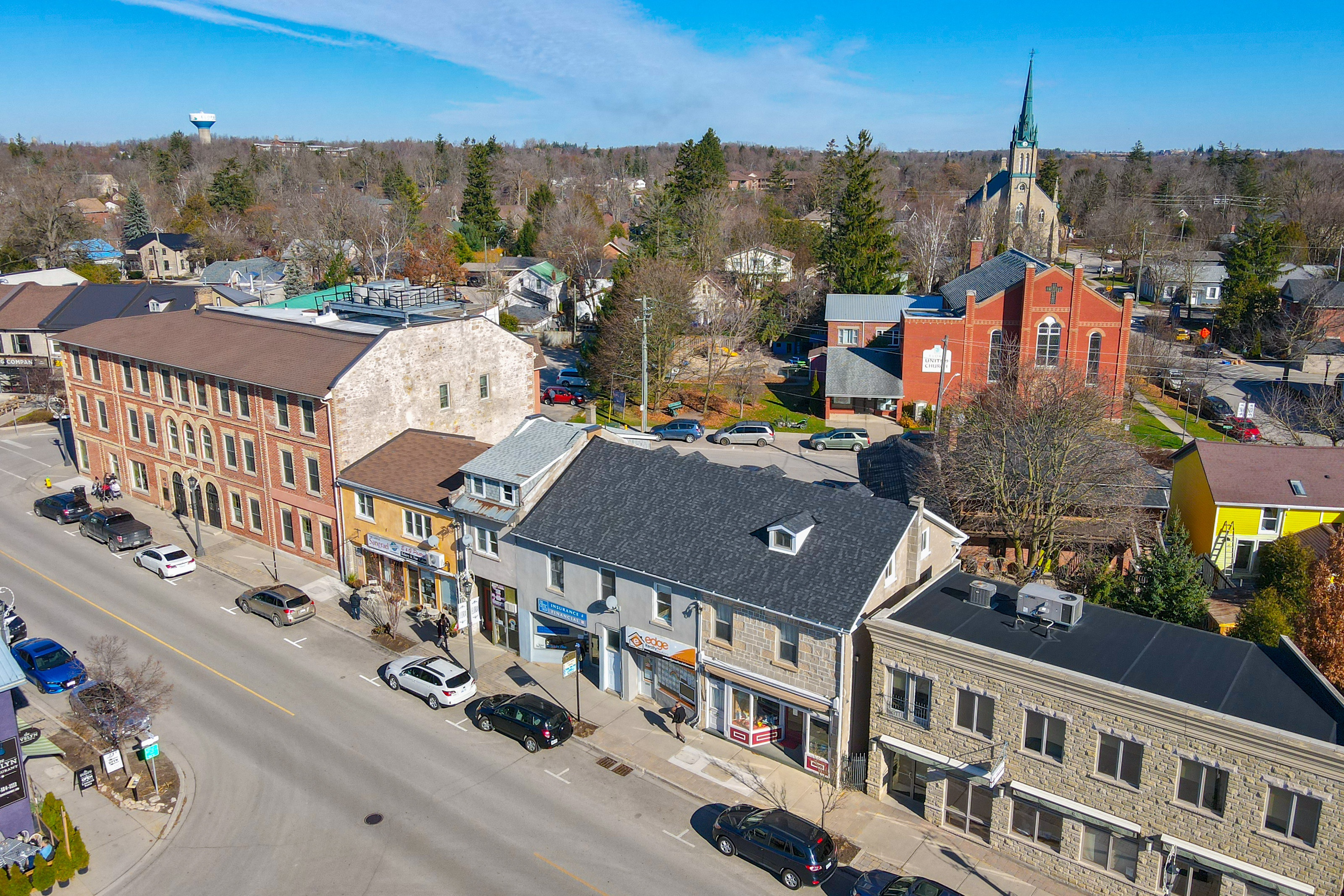 Downtown Elora Commercial Unit | 123 Metcalfe St.